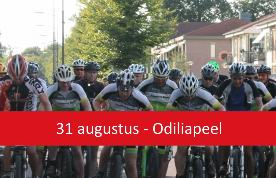MTB Streetrace - Odilliapeel 1 september 2018